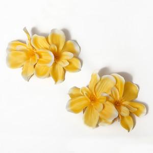 Peinecillos Orquideas Amarillas