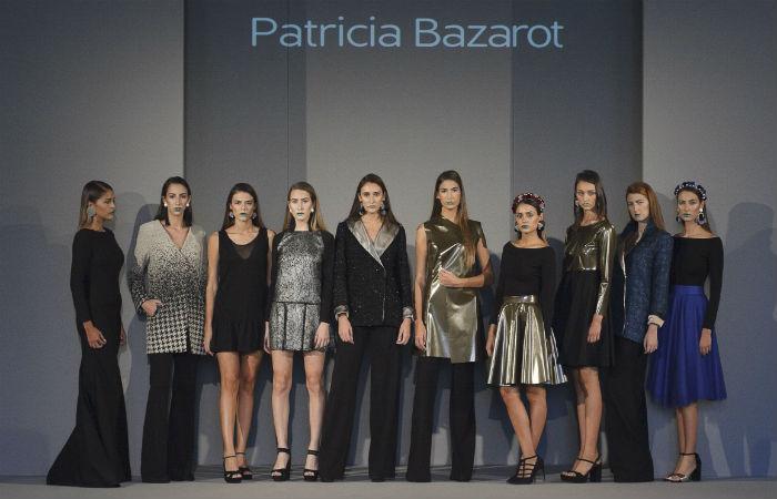 Metallic, colección de otoño-invierno de Patricia Bazarot (2017.2018)