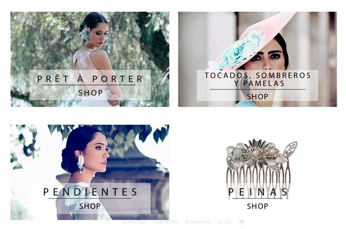 Descubre la tienda online de Patricia Bazarot