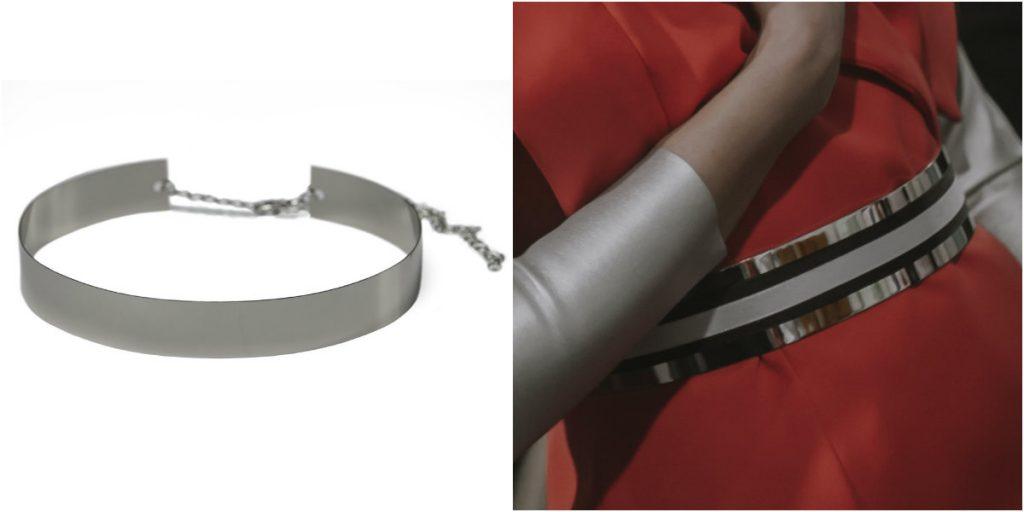 Cinturones de Patricia Bazarot