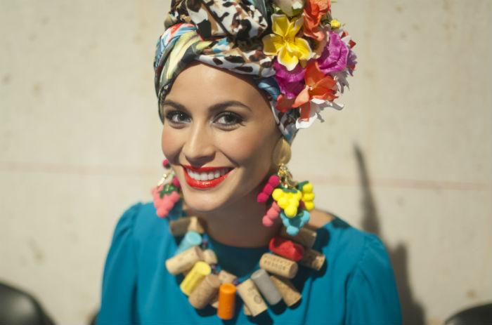 Complementos de flamenca de Patricia Bazarot en la colección Pura Vida 2017