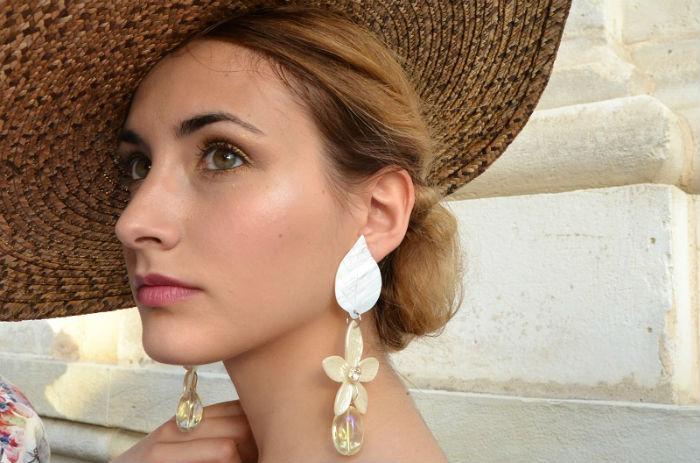 Complementos de Patricia Bazarot de la colección Belle Femme