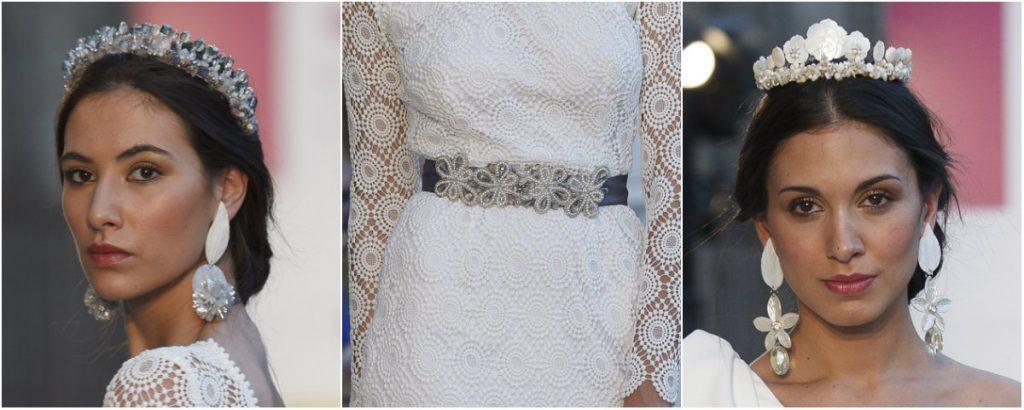 Complementos para novias de Patricia Bazarot