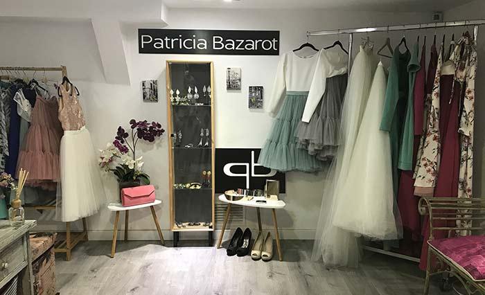 Nuevo showroom de Patricia Bazarot en Madrid