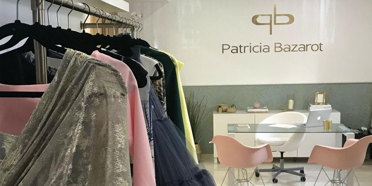 Atelier de Patricia Bazarot en el centro de Sevilla. c/ Canalejas, 4 bajo