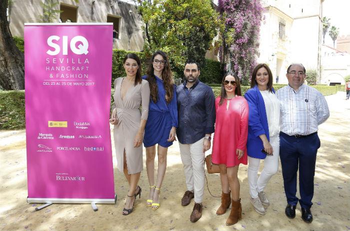 SIQ 2017 Presentación con diseñadores y Raquel Revuelta. Foto: Chema Soler